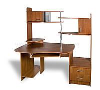 Компьютерный угловой стол СПТ - 1