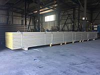 Сендвич панель стеновая базальт 50мм