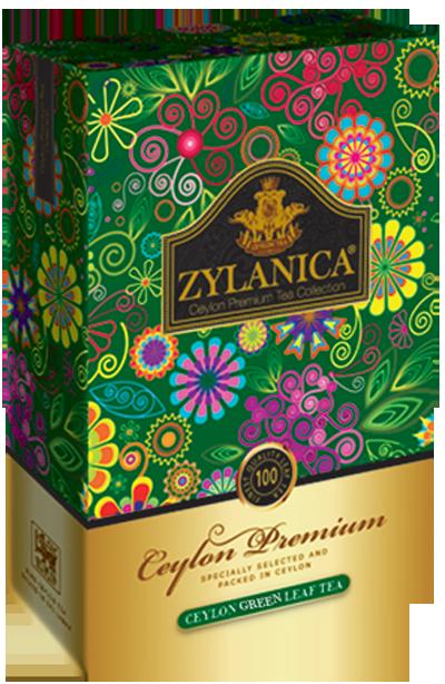 Чай зелёный Zylanica премиум Gp1 200 г.