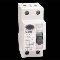 УЗО 2 полюса 25А 300mA 230V Viko VTR2-25300