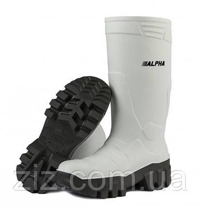 ALPHA ICE PACK S4 CI SRA Чоботи захисні робочі поліуретанові, фото 2