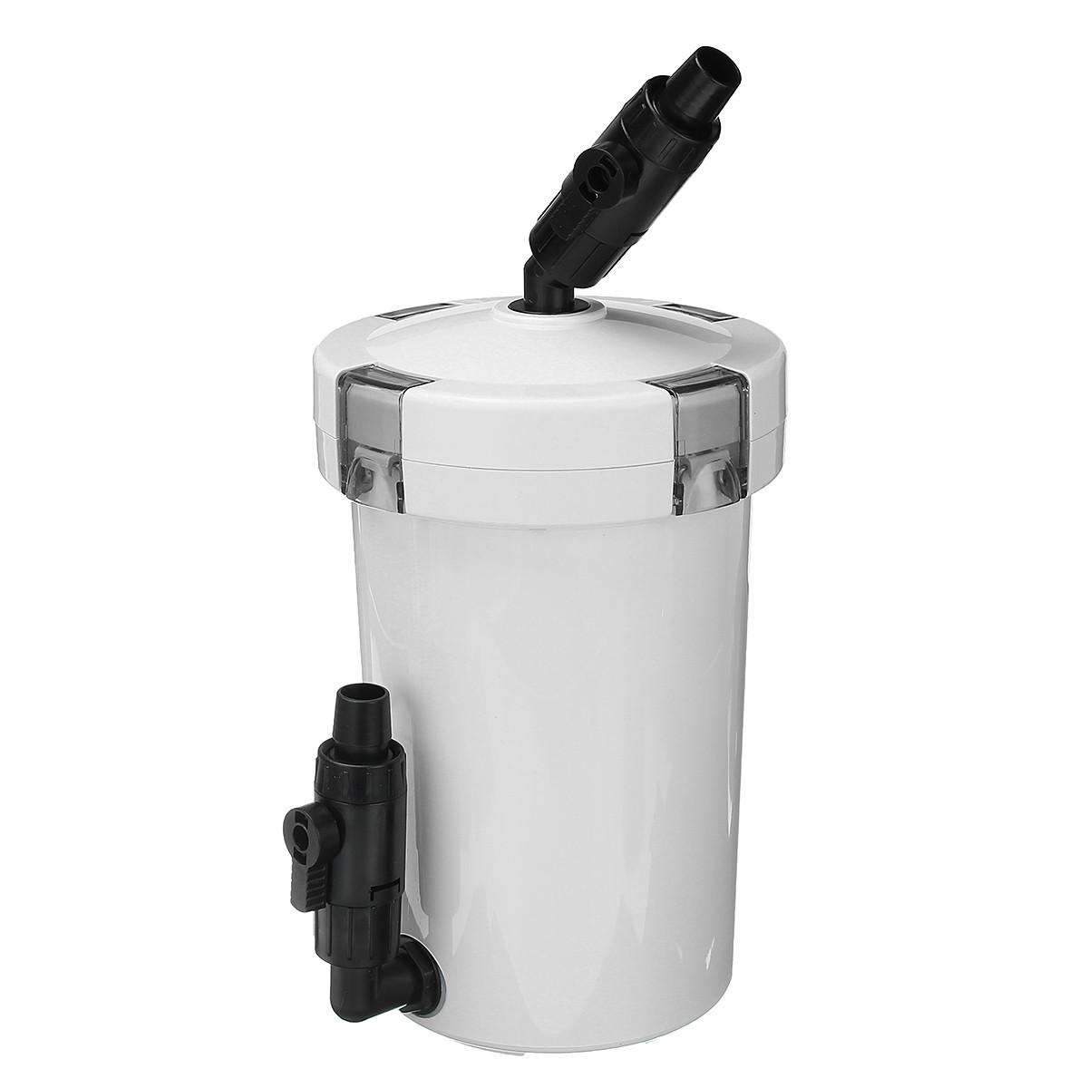 SUNSUN HW-602 220V Внешний фильтр канистры Аквариум Фильтр для воды для рыб 1TopShop
