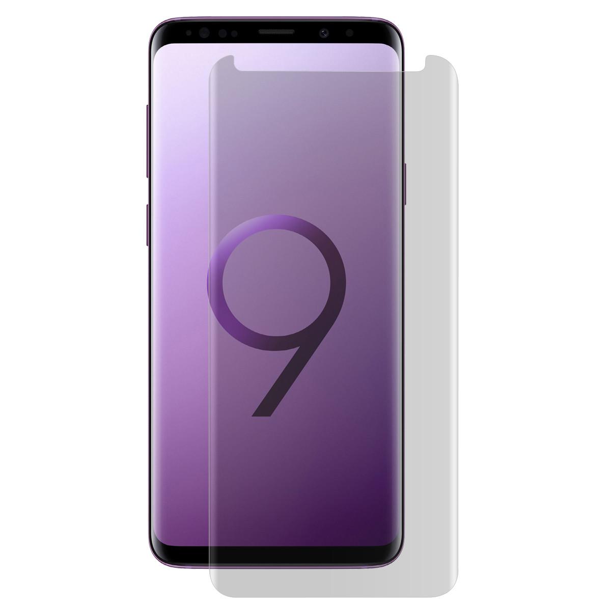 EnkayАнтиSpy3DCurvedЧехол Дружественный закаленный стеклянный протектор экрана для Samsung GalaxyS9Plus 1TopShop