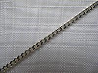 Серебряный браслет ПАНЦИРЬ, фото 1