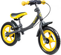 Беговел - велобег Lionelo Dan Plus 12 дюймов колеса со шлемом, фото 1