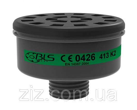 BLS 413 K2 протигазовий Фільтр, фото 2