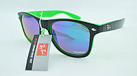 Солнцезащитные очки Ray Ban Wayfarer Polarized поляризованные RB9239 Green