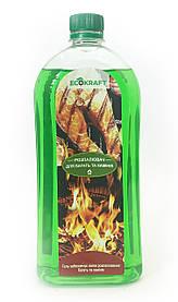 Гелевый розжигатель EcoKraft для костра 0,5л гелевый разжигатель для костра купить