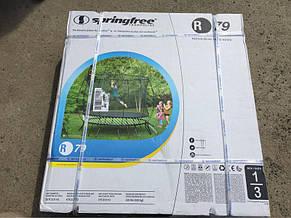 Батут Springfree R79 (305 см.) с защитной сеткой, фото 3