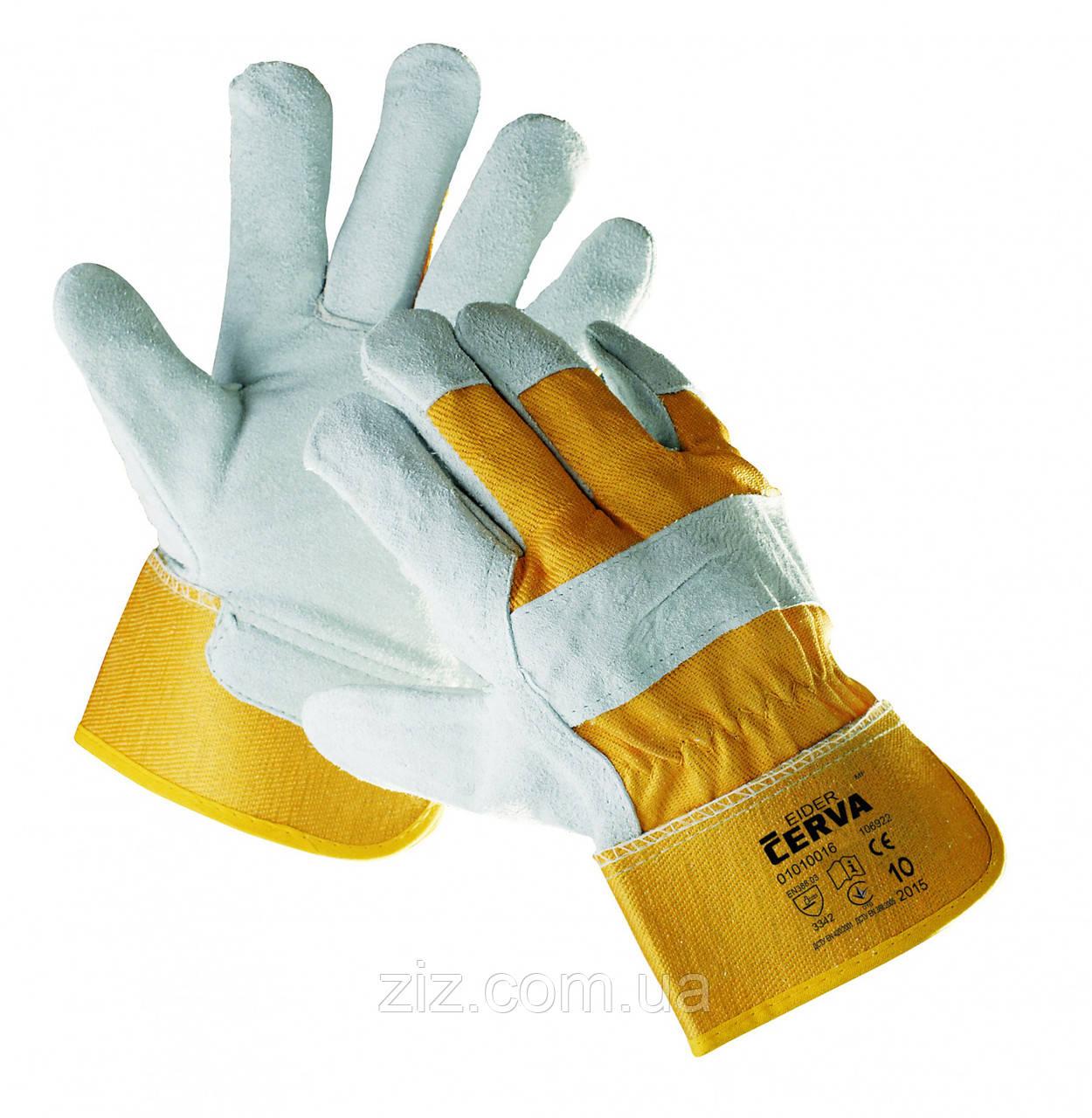 EIDER Комбіновані рукавички