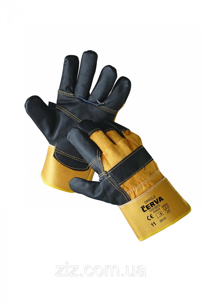 ORIOLE Комбіновані рукавички