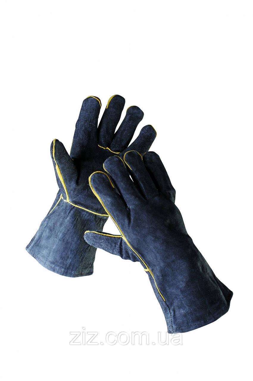 SANDPIPER BLACK Зварювальні рукавички