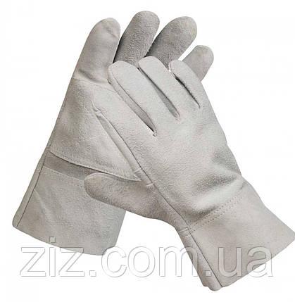 SNIPE WINTER Утеплені шкіряні рукавички, фото 2
