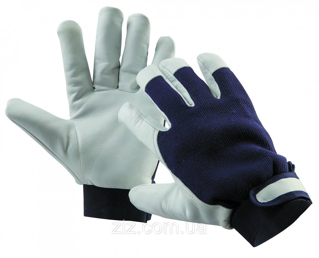 PELICAN BLUE WINTER Утепленные комбинированные перчатки