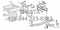 Устройство для буксировки (опционально) на YTO-X704