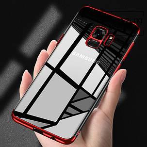 CafelePlatingSoftТПУЗащитныйЧехол Для Samsung GalaxyS9 - 1TopShop, фото 2