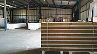Сендвич панель стеновая базальт 100мм