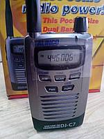 Рация, радиостанция Alinco DJ-C7T, фото 1