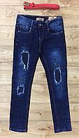 Джинсовые брюки для девочек оптом, Grace ,134-164 рр., Арт. G71723, фото 1
