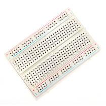 3Pcs 8.5x5.5cm 400 Связующие точки 400 отверстий Solderless Макетная Хлебная доска 1TopShop, фото 2