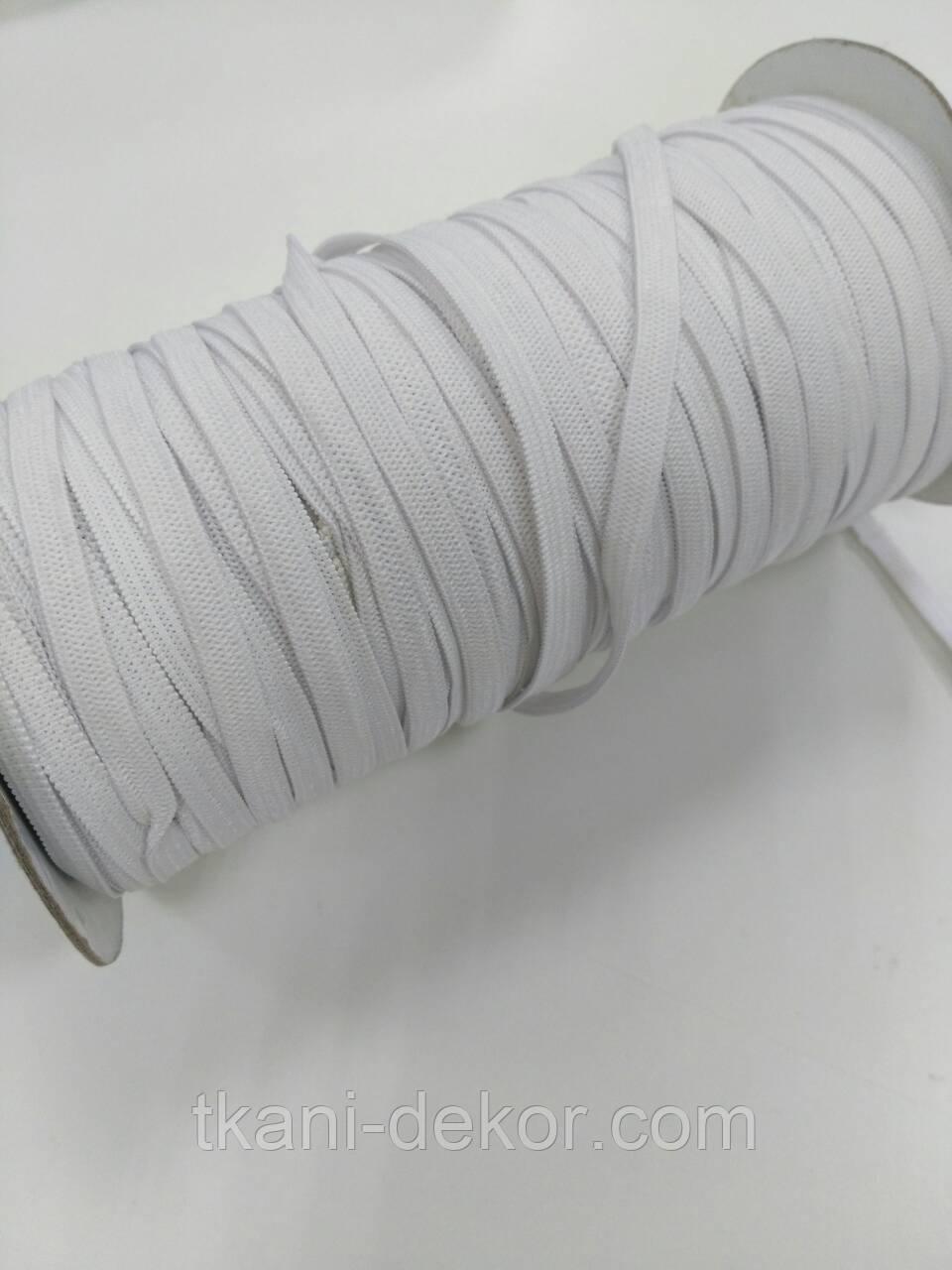 Резинка белая 0.5см