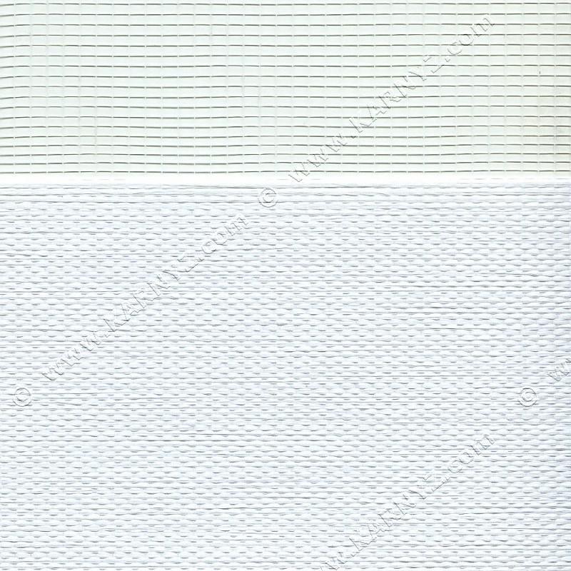 Рулонные шторы День-Ночь Роскошь B-113 белый