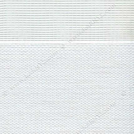 Рулонные шторы День-Ночь Роскошь B-113 белый, фото 2