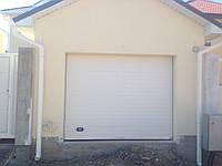 Секционные ворота на проем 2500*2000 GANT PLUS (торсионные пружины)