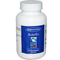 Масляная кислота Кальций Магний Allergy Research Group, ButyrEn 100 таблеток