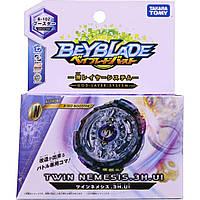 Игрушка Волчок Beyblade Twin Nemesis 4 сезон В-102 (BB1010LS102)