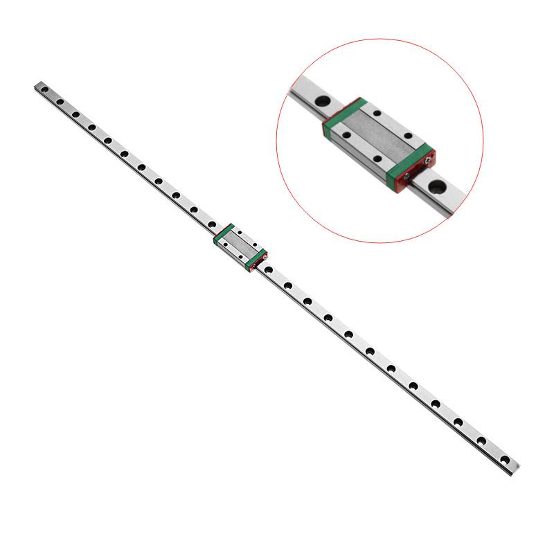 ЛинейныйнаправляющийрельсMachifit1000мм MGN9 Линейный направляющий рельс MGN9H с ЧПУ Инструмент 1TopShop