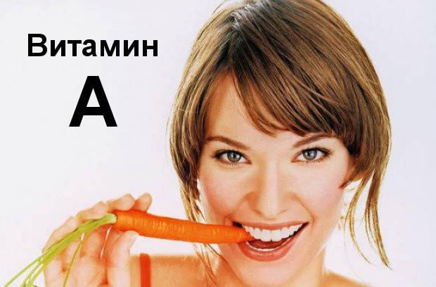 Первая буква в алфавите. 7 фактов о витамине А