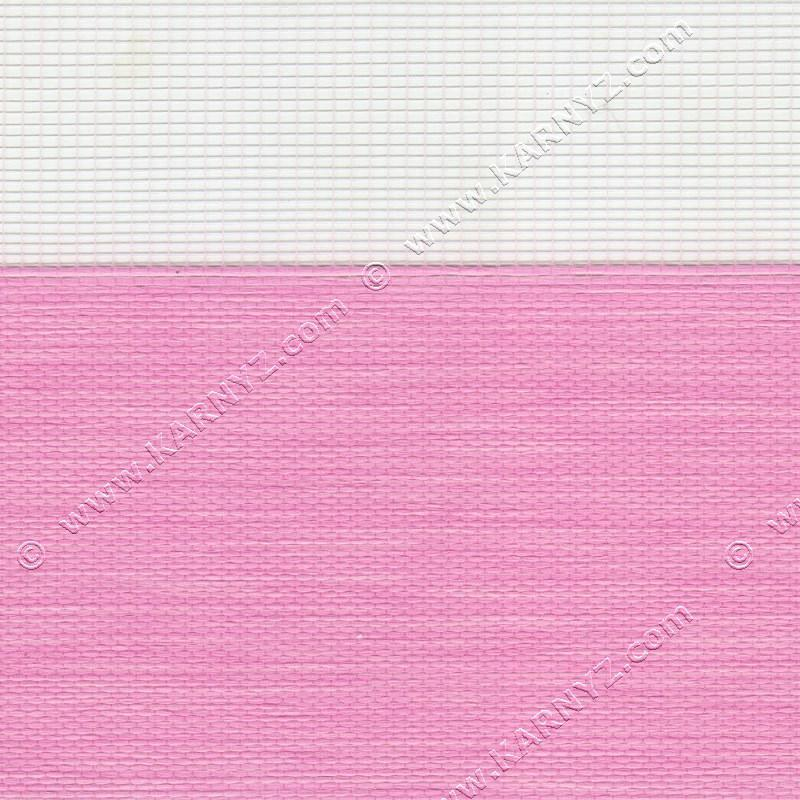Ролета День-Ночь Роскошь B-118 розовый