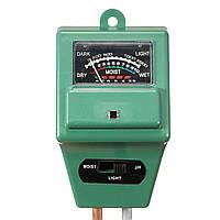 PH Тестер для измерения влажности воды в грунте Датчик PH Meter для Сад Растение Flower