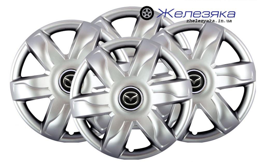 Колпаки на колеса R15 SKS/SJS №318 Mazda