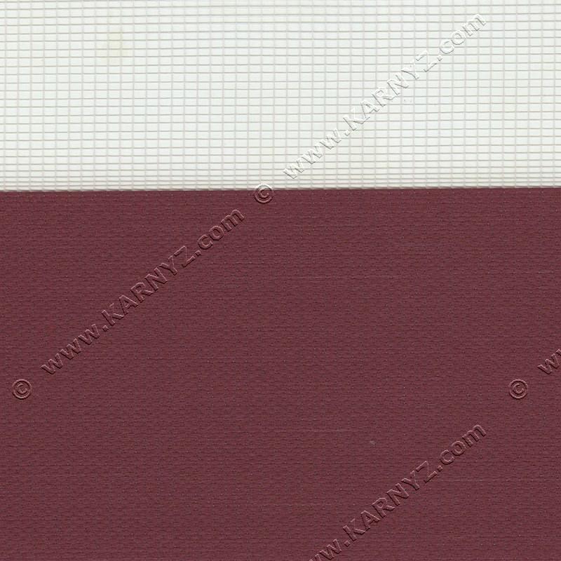 Рулонні штори День-Ніч Розкіш B-117 винний