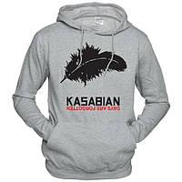 Kasabian 02 Толстовка с капюшоном