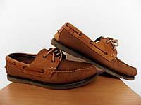 Топсайдеры Marks & Spencer мужские  р-р 43 (27,5см) (сток, Б/У) туфли  мокасины кеды