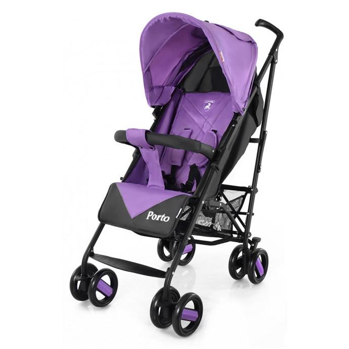 Коляска-трость Porto, «Carrello» (CRL-1411), цвет Purple (фиолетовый)