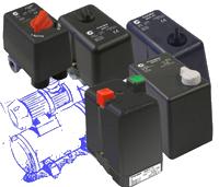 Реле давления (Прессостат) для компрессоров