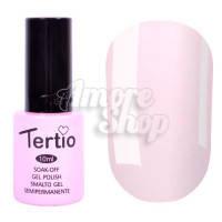 Гель-лак Tertio №145 (светлый лилово-розовый, эмаль), 10 мл
