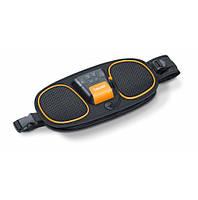 Пояс-миостимулятор для мышц живота и спины beurer EM 39 2-in-1