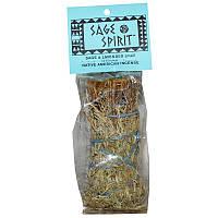 Благовония коренных американцев, шалфей и лаванда, Sage Spirit, 1 шт