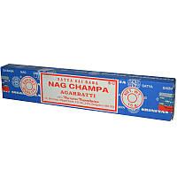 Благовония Наг Чампа, (Nag Champa), Sai Baba, 10 г
