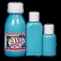 Краска для аэрографа JVR Colors 10мл, opaque turquoise №120