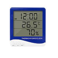 S-WS06 Гигрометр Термометр Цифровой шкаф с внутренней влажностью с настенной подвеской Магнит