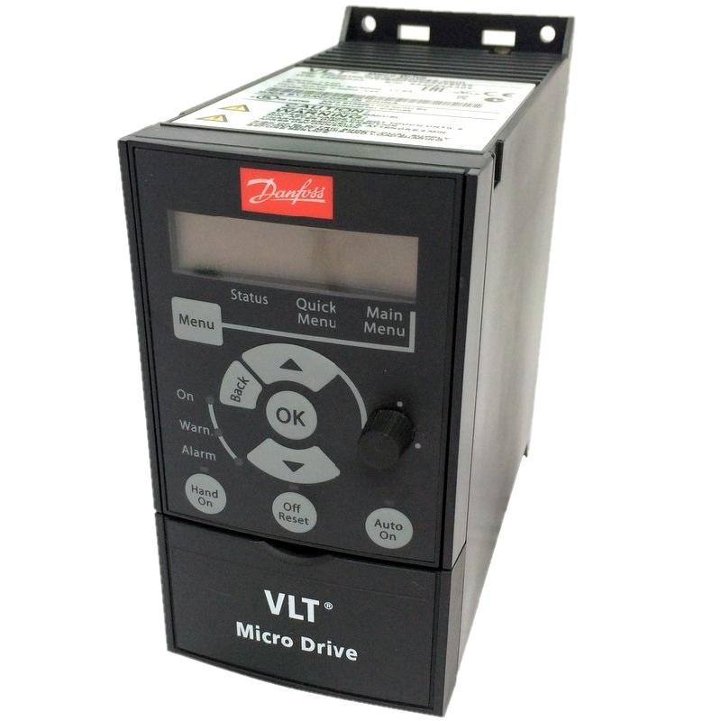 132F0010 Danfoss VLT Micro Drive FC 51 0,75 кВт/1ф - Частотный преобразователь