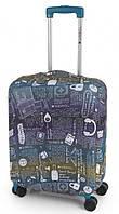 Чехол для чемодана Gabol (S) Multi Colour 925008, разноцветный
