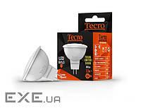 Лампа LED Tecro T-MR16-3,5W-3K-GU5,3 3,5W 3000K GU5,3