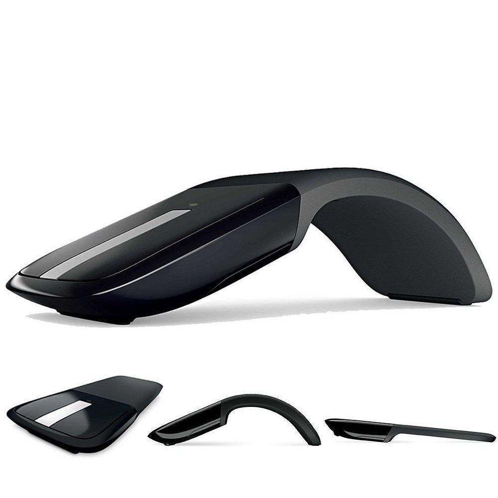 Беспроводная мышка с USB приемником антискользящая
